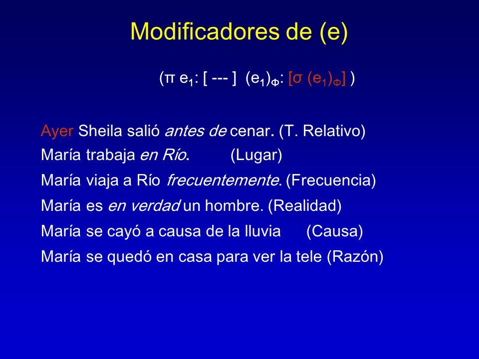 (π e1: [ --- ] (e1)Φ: [σ (e1)Φ] )
